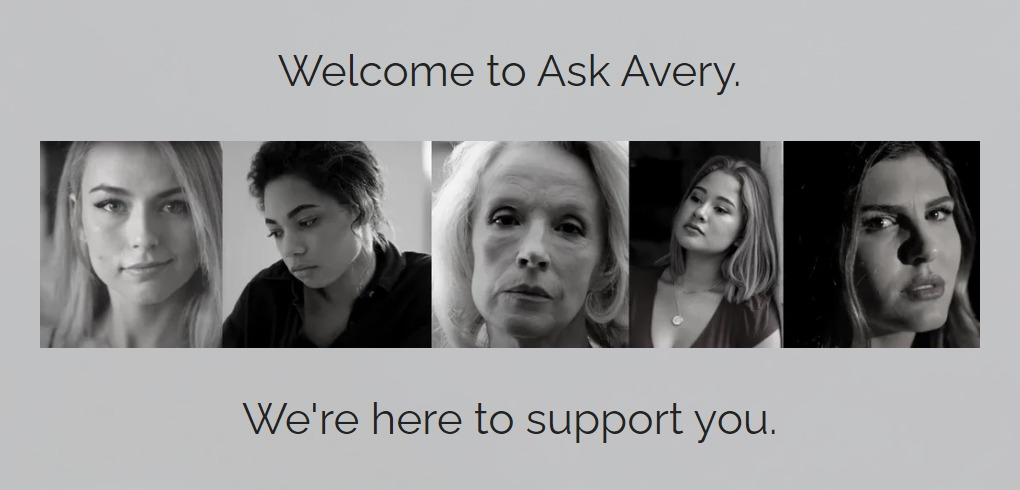 Welcome to Ask Avery